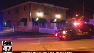 Man dies after being shot in Lansing - Video