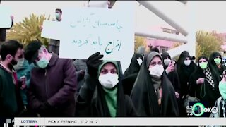 Irans tops nuclear scientist killed protest rise