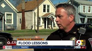 Flooding will provide first responders with lessons for the future - Video