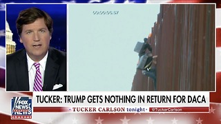 Tucker Carlson's Monologue On Trump's Possible DACA Deal Is A Must See!