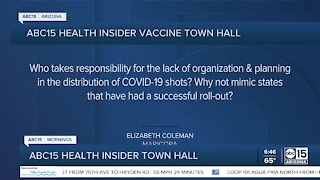 Vaccine Town Hall: Answering your questions about COVID-19