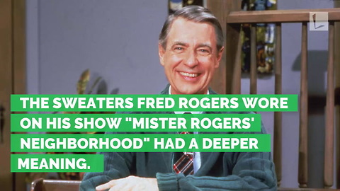 The Story Behind How Mister Rogers Got All His Cozy Knit Sweaters Is Truly Heartwarming