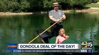 Deal of the Day: Transport to Italy without leaving Arizona! - Video