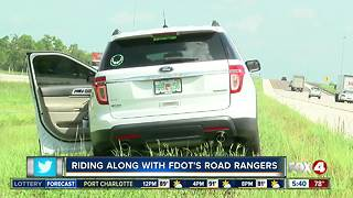 FDOT District 1 hires first female Road Ranger - Video