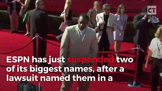 ESPN Takes Major Blow as 2 Top Employees Get Busted - Video