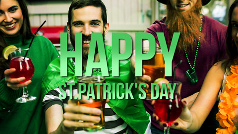 Here's to You and Yours on St. Patrick's Day