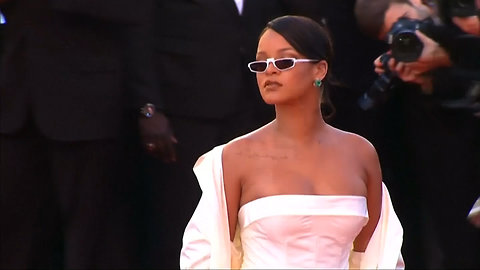 Rihanna Could Become First Woman Designer of Color at LVMH