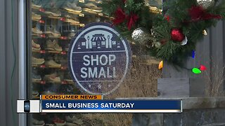 10th annual Small Business Saturday
