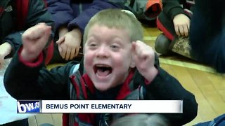 Bemus Point Wins Weather Machine Contest
