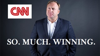 PRICELESS: CNN Goes Full Retard for Alex Jones - Video