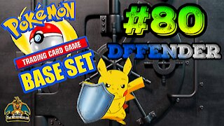 Pokemon Base Set #80 Defender | Card Vault