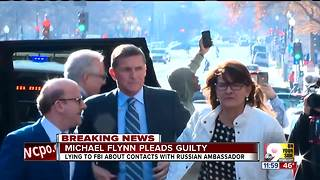 Michael Flynn pleads guilty - Video