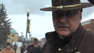 Boone County Sheriff Mike Nielsen reacts to fatal deputy shooting suspect say that he has no remorse - Video