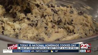 National Homemade Cookies Day - Video