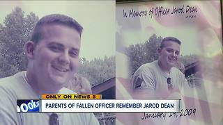 Mentor tragedy brings back painful memories for family of Boston Heights officer killed in 2009 - Video