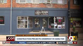 Hamilton businesses struggling amid construction - Video