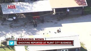 Reports: Multiple people shot at Plant City business