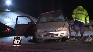 Man killed in accident identified - Video