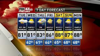 Jim's Forecast 7/31 - Video