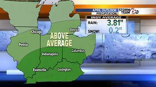 April Weather Outlook - Video