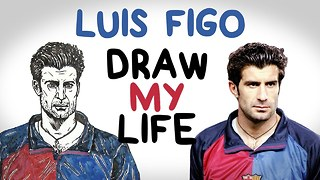 DRAW MY LIFE with Luís Figo! - Video