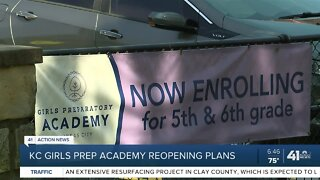 KC Girls Prep Academy reopening plans