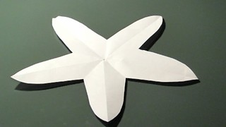 DIY star from paper  - Video
