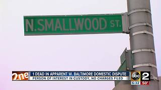 26-year-old shot, killed in Baltimore home - Video