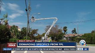 FPL response to power crisis - Video