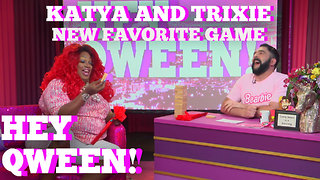 HEY QWEEN! Highlight: Jonny And Lady Red's Favorite New Game! - Video