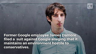 "Lawsuit Accuses Google of ""Blacklisting"" - Video"