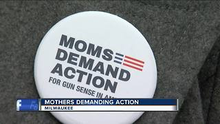 Milwaukee moms demand action after latest mass shooting - Video