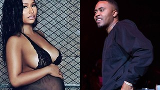 Nicki Minaj PREGNANT with Nas' Baby!!? - Video