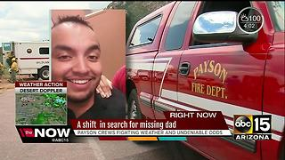 Four days since father of 3 went missing in Payson flash floods - Video