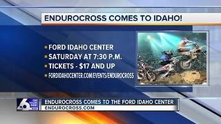 EnduroCross comes to the Treasure Valley - Video