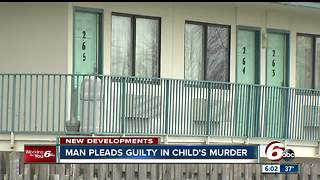 Man pleads guilty to murder and battery in death of a 3-year-old girl - Video