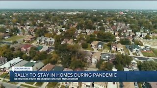 Detroiters fight to extend eviction moratorium