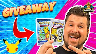 ⭐Giveaway⭐ Exclusive Pokemon Booster Packs from McDonalds & General Mills Cereal