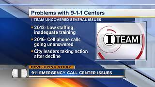 Cincinnati dumping 911 system subcontractor after year-plus of problems - Video