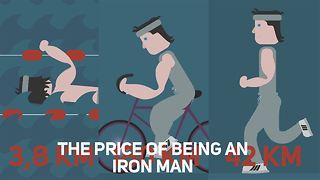 You'll need an iron wallet to be an Ironman - Video