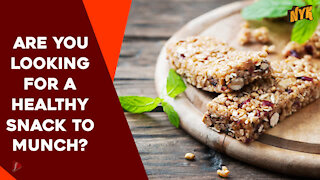Top 3 Benefits Of Eating Granola Bars.