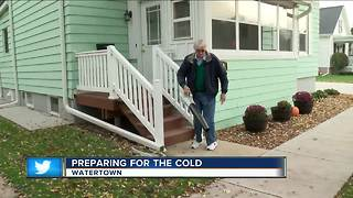 Wisconsin prepares for the coldest night of the season (so far)