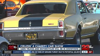 Cruisin' for Charity continues - Video