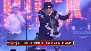 Kid Rock among celebrities donating to Las Vegas massacre victims' fund - Video