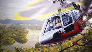 How to Survive a Helicopter Crash
