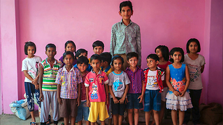 India Is The Home Of The World's Tallest 8-Year-Old: BORN DIFFERENT - Video