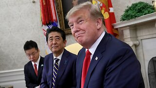 A trade deal is on the table for the US and Japan