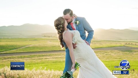Search for missing wedding pictures goes viral in Colorado