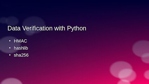 Data Verification with Python (Ep. 10)