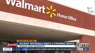 Walmart reportedly wants a streaming service - Video